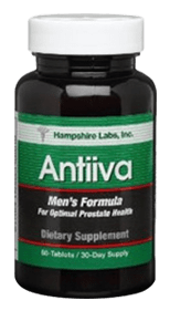 Antiiva Prostate Supplement Review
