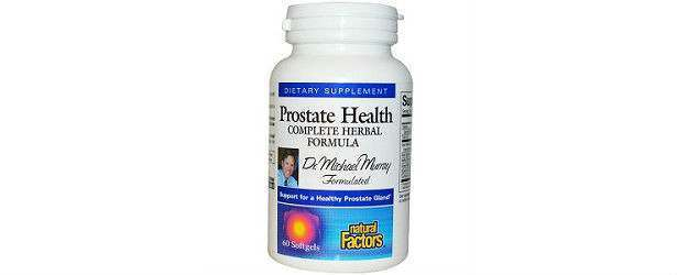 Dr. Murray's Prostate Health Formula Review