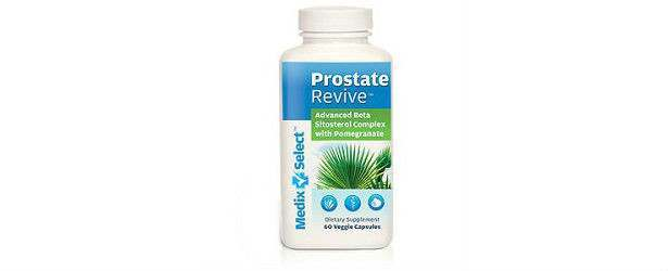 Medix Select Prostate Revive Review