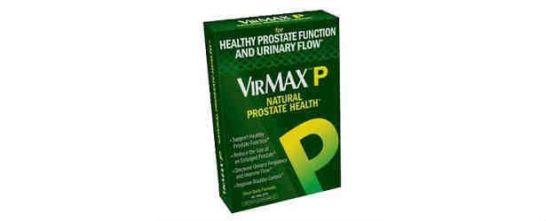 VirMax P Prostate Formula Review