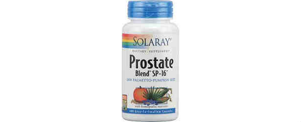 Solaray SP-16 PROSTATE BLEND Review