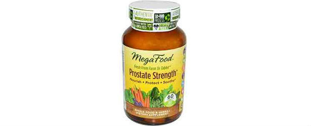 Mega Food Prostate Strength Review