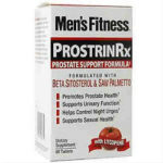Men's Fitness Prostrin Rx Prostate Support Review 615