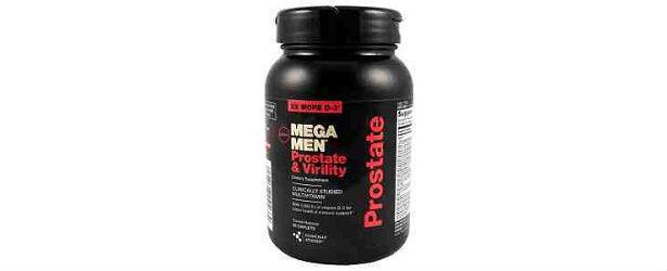 Mega Men Prostate & Virility Review