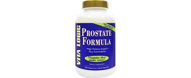 Vita Logic Vitamins Prostate Formula Review