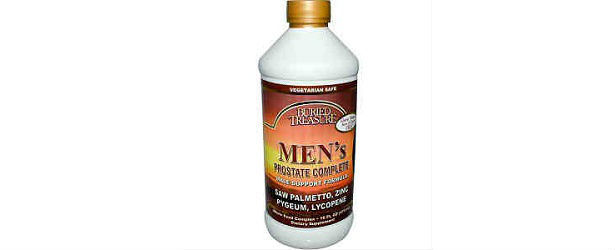 Buried Treasure Men's Prostate Complete Review