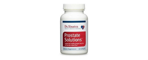 Dr. Sinatra Prostate Solutions Review