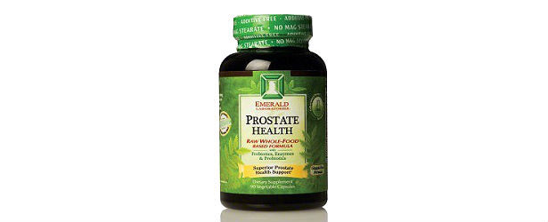 Emerald Labs PROSTATE HEALTH Review