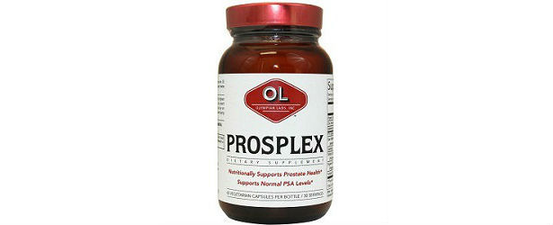 Olympian Labs, Inc ProsPlex For Men Review