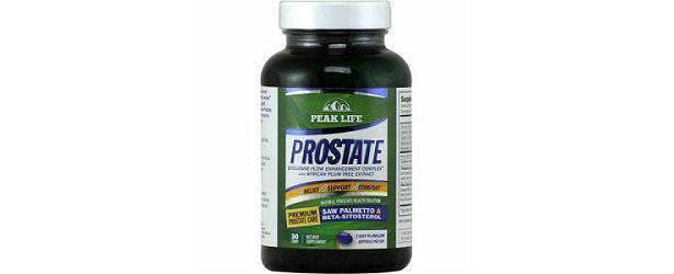 Peak Life Prostate Review