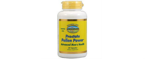 Premier One Prostate Pollen Power Review