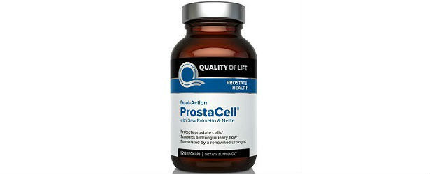 Quality Of Life Labs ProstaCell Review