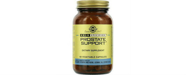 Solgar Prostate Support Review