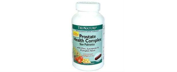 Trunature Prostate Health Complex Review