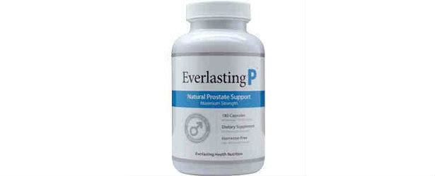 Everlasting P All-Natural Prostate Support Review