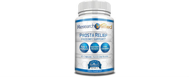 Research Verified Prosta Relief Review